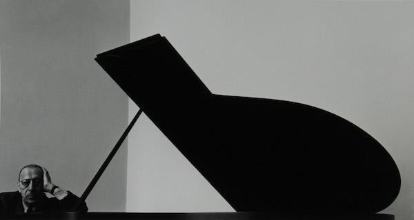 Arnold Newman - Igor Stravinsky, New York City, 1946