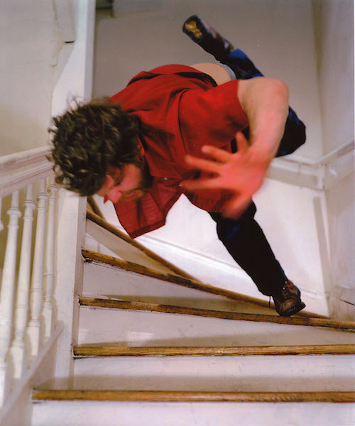Kerry Skarbakka - Stairs, 2002