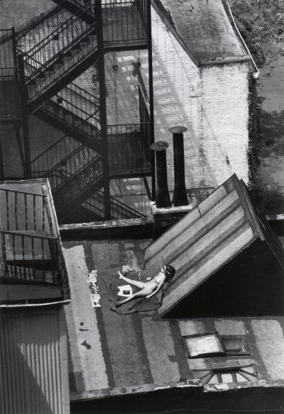 André Kertész - Sunny Day, New York, 1978