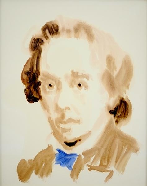 Annie Kevans - Benjamin Disraeli, Ship of Fools, 2009