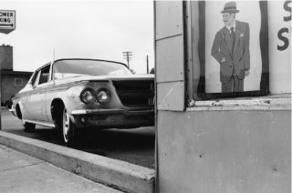 Lee Friedlander, Detroit, Chrysler 300, 1963
