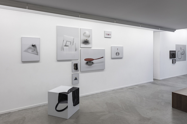 Installation view Encouble, 2016