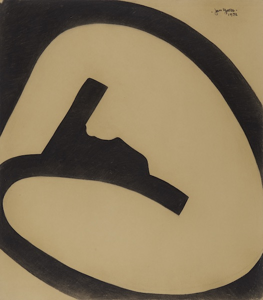 Jan Yoors - Untitled, 1972