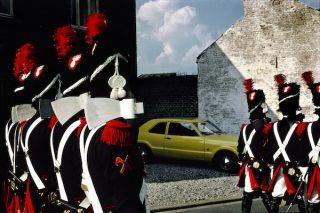 Harry Gruyaert - Belgium, Waterloo, 1981