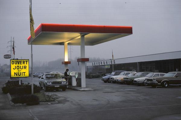 Harry Gruyaert - Belgium, Hainaut region, 1981