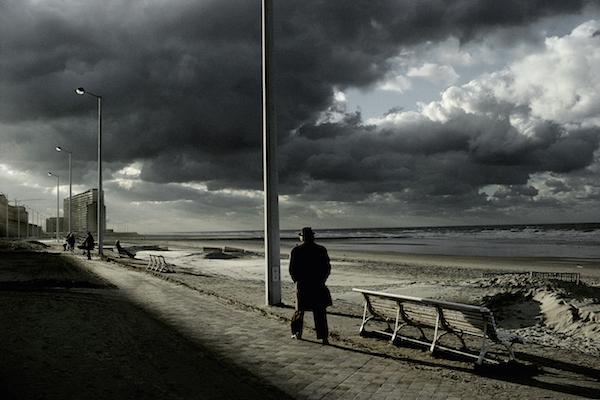 Harry Gruyaert - Belgium, Ostend, 1988