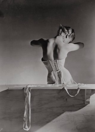 Horst P. Horst - Mainbocher Corset, 1939