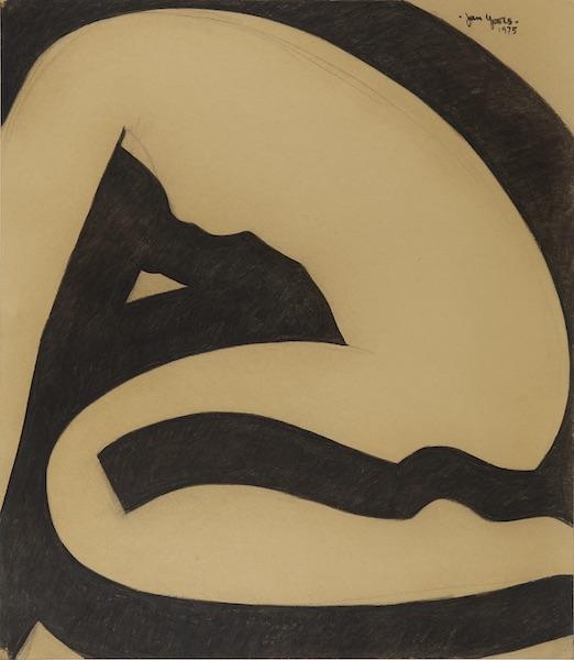 Jan Yoors - Untitled, 1975