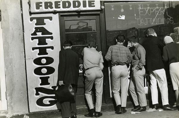 Jan Yoors - Coney Island, 1962
