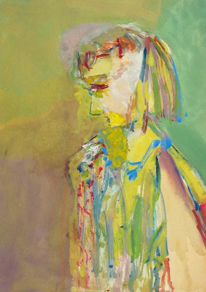 Saul Leiter - Untitled, c.1960