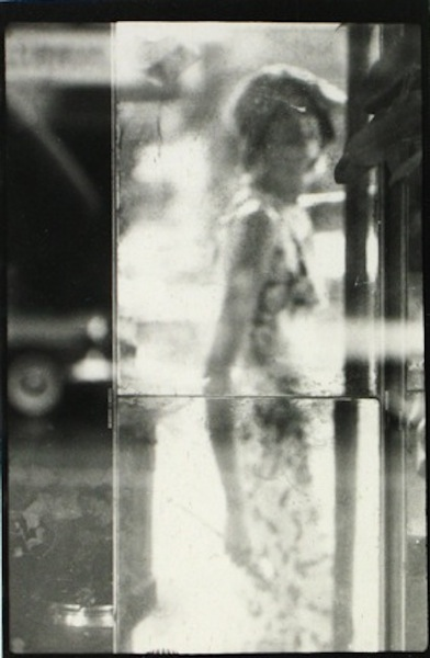 Saul Leiter - Untitled, 1950s