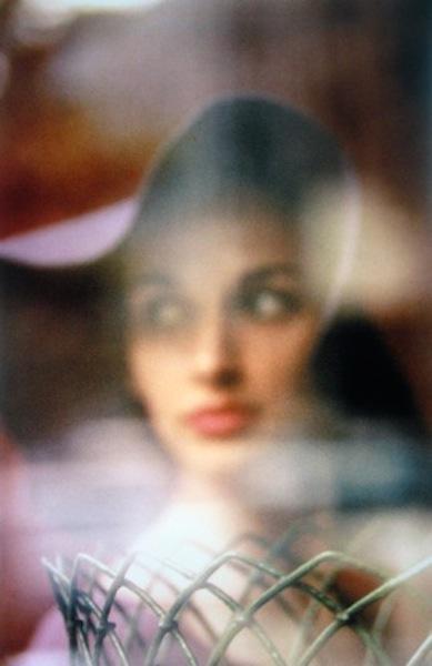 Saul Leiter - Carol Brown, Harper's Bazaar, c. 1958