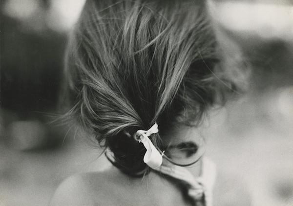 Saul Leiter - Joanna, c. 1947