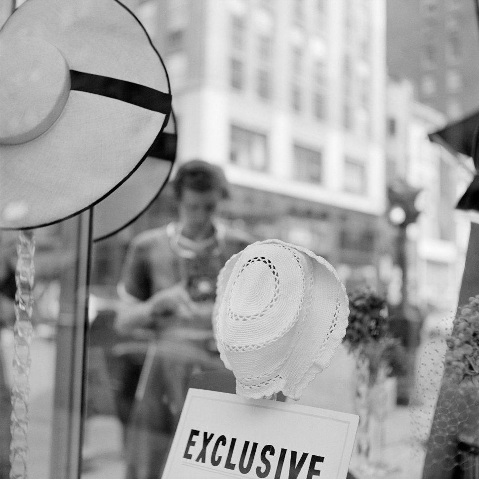 Vivian Maier - New York, 1964