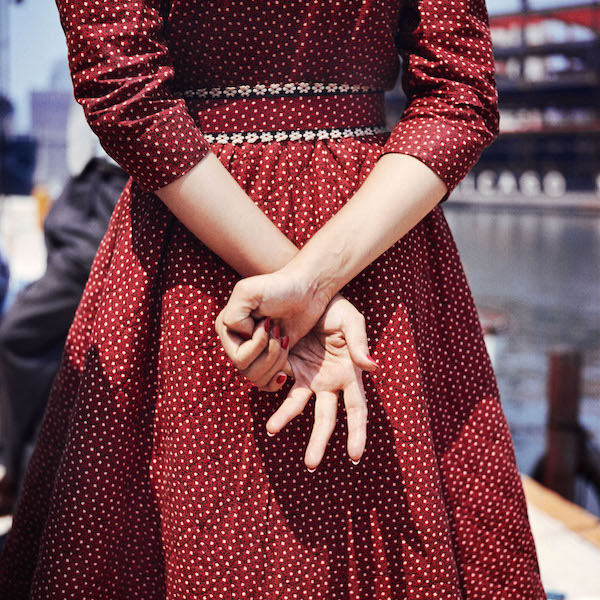 Vivian Maier - Untitled, 1956