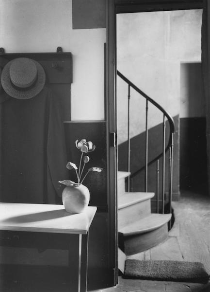 André Kertész - Chez Mondrian, Paris, 1926