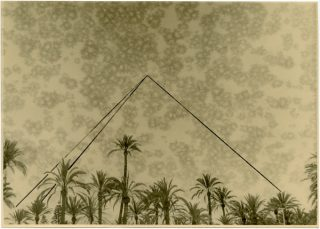Bruno V. Roels - The Pyramids And Palm Trees Test (Come As You Are), 2017