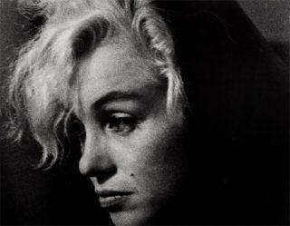 Arnold Newman - Marilyn Monroe