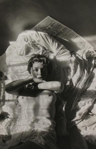 Saul Leiter - Barbara, c. 1951