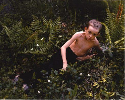 Katy Grannan - 'Robbie, b. 1994', Mystic Lake, 2004
