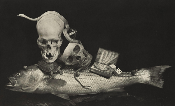 Irving Penn - Crossing the River Styx (B), 1996, 29 x 66 cm