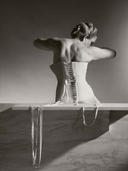 Sandro Miller - Horst P. Horst/ Mainbocher Corset, Paris (1939), 2014