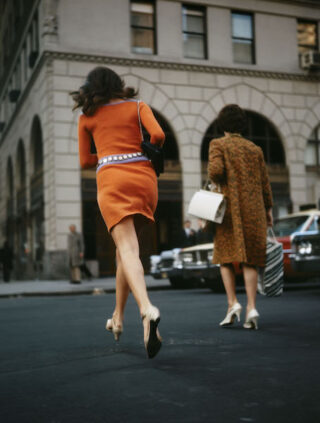 Jacques Henri Lartigue - New York, November 1966