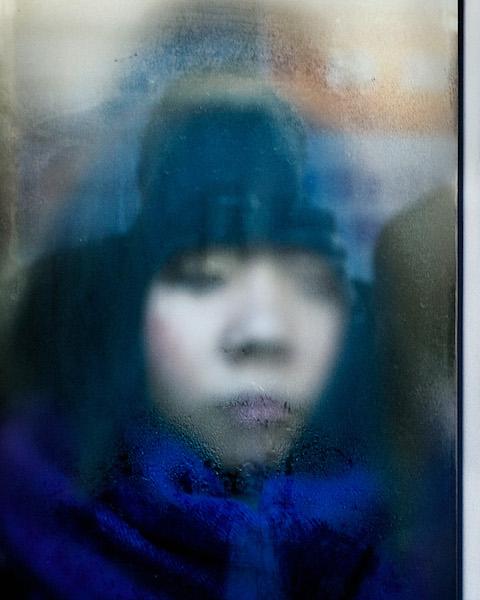 Michael Wolf - #024, Tokyo Compression, 2010