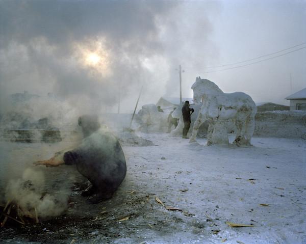 Carl De Keyzer - Siberia, Russia, 2002