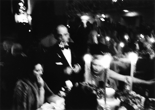 William Klein - Charity Ball, Waldorf Ball, New York, 1955