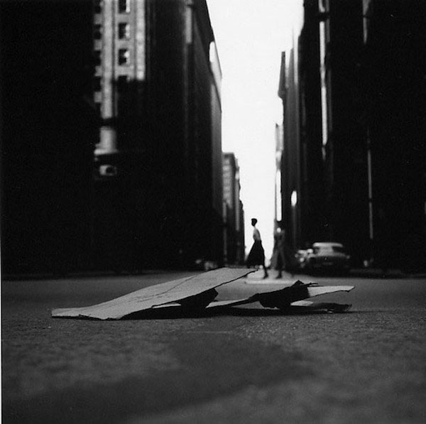 Ray K. Metzker - Chicago, 1958