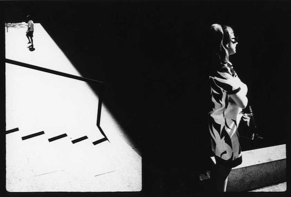 Ray K. Metzker - Couplets, 1968