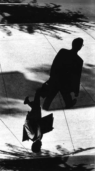Ray K. Metzker - Double Frame, 1965