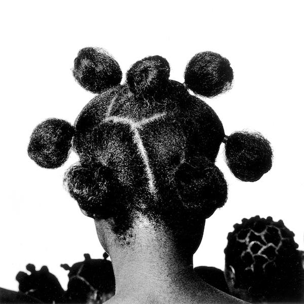 J.D. Okhai Ojeikere - Mkpuk Eba (HD 694:74), 1974
