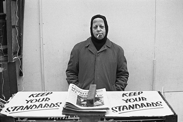 Stephan Vanfleteren - London, UK, 1989
