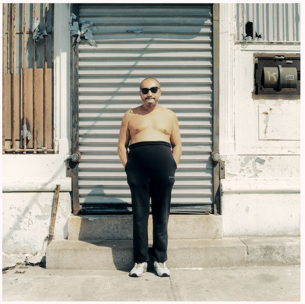 Peter Granser - Man with Sunglasses 02, Coney Island, Brooklyn, USA, 2003