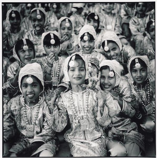 Wouter Deruytter - Oman Girls, 1998