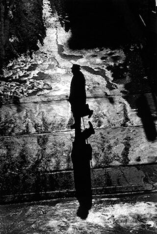 Ray K. Metzker - Philadelphia, 1964
