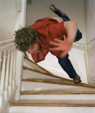 Kerry Skarbakka - Stairs © 2002