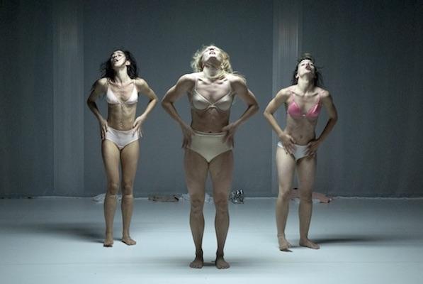 "Maarten Vanden Abeele - ""Three Dancers in Cô(te)lette"", chor.by A.V.d. Broek, Antwerp"