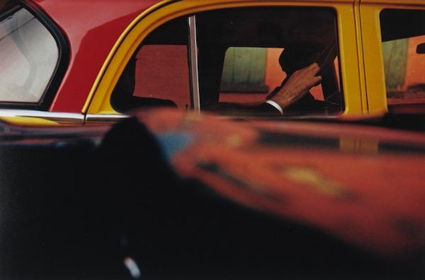 Saul Leiter - Taxi, 1957