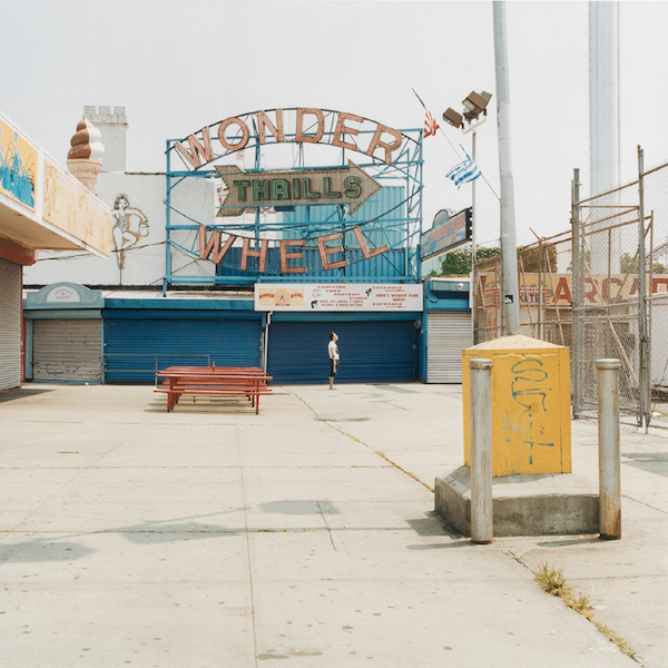 Peter Granser - Thrills, Coney Island, Brooklyn, USA, 2004