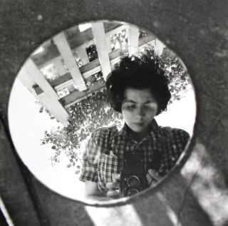 Vivian Maier - Untitled (Self-Portrait), 1953