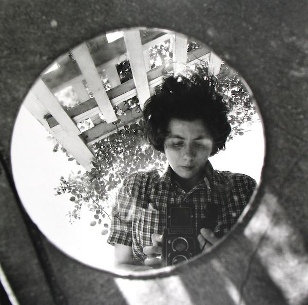 Vivian Maier - Untitled (Self-Portrait), 1953