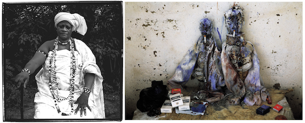 Jean-Dominique Burton - Voodoo, Mamissi Togbesson Toffodji/Koffi, 2007
