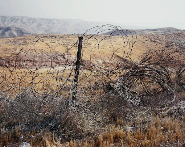 Yaakov Israel - Fence, HaBiqah, QMWD, 2006