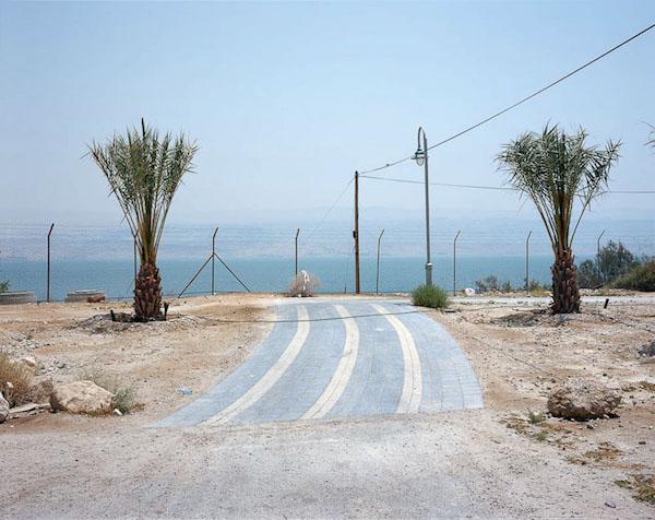 Yaakov Israel - Kalia Beach, Dead Sea, QMWD, 2006