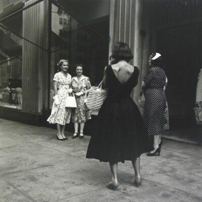 Vivian Maier - Untitled, 1954