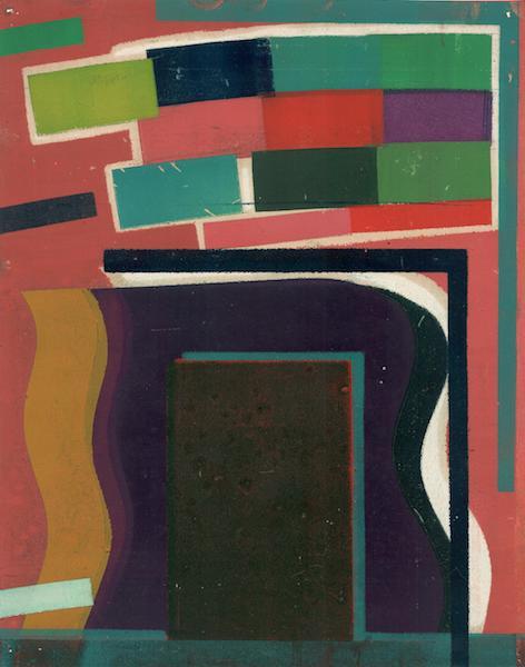 Sean Sullivan - Door, Dusk, 2018