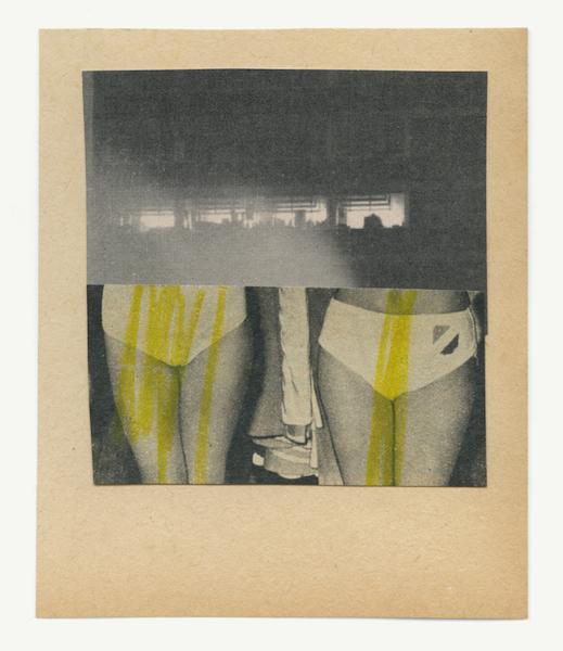 Katrien De Blauwer - She won't open her eyes/ Fake polaroids (56), 27.01.2021